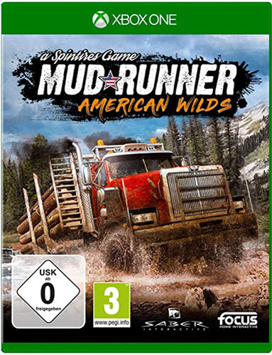 MudRunner American Wilds  XB-ONE American Wilds Edition