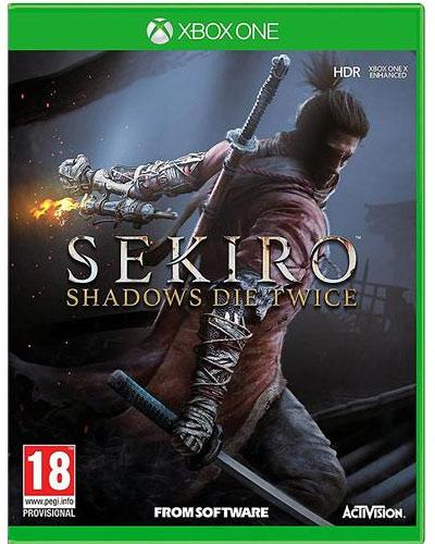 Sekiro Shadows die Twice  XB-One  AT