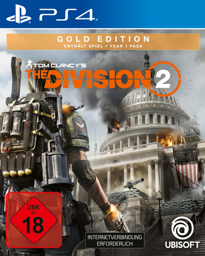 Division 2  PS-4  Gold