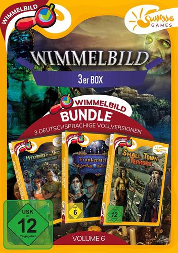 Wimmelbild 3-er Box Vol. 6  PC SUNRISE