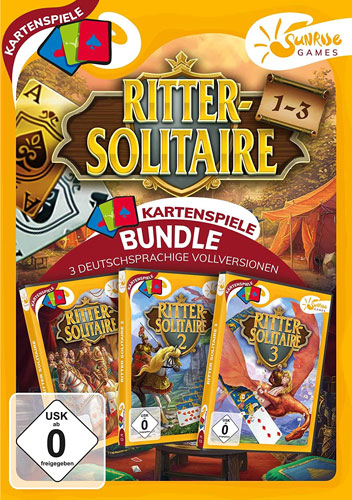 Knights Solitaire 1-3  PC SUNRISE