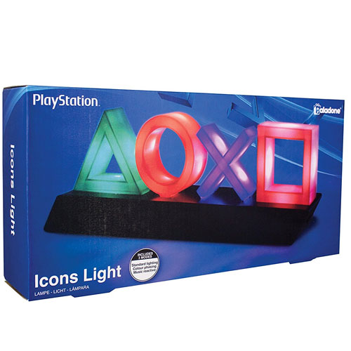 Merc Playstation Icons  LEUCHTE