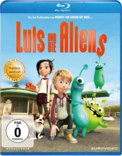 Luis und die Aliens (BR) Min: 83/DD5.1/WS