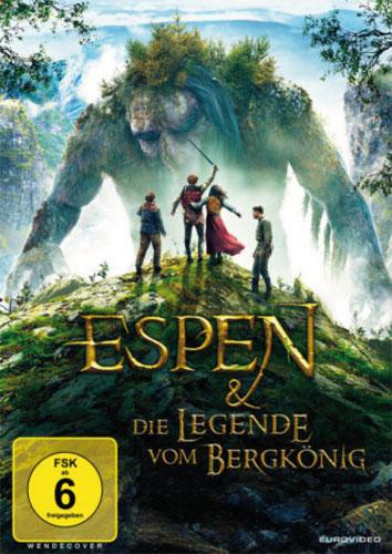 Espen und die Legende vom Bergkönig(DVD) Min: 102/DD5.1/WS