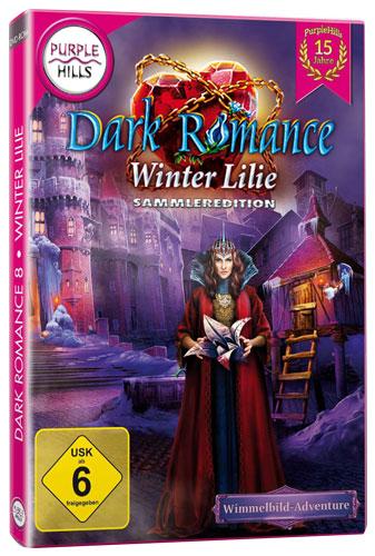 Dark Romance 8  PC Winter Lilie Purple Hills
