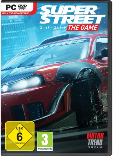 Super Street - The Game  PC