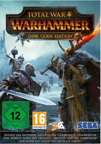 Total War: Warhammer  PC Dark Gods Ed.