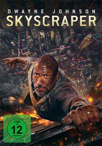 Skyscraper (DVD) Min: 103/DD5.1/WS