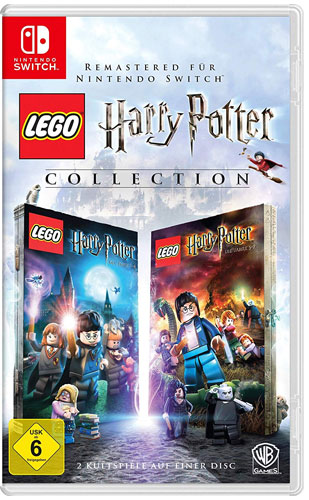 Lego Harry Potter Collection  Switch HD Remastered   Jahre 1-7