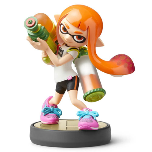 Amiibo Super Smash  Inkling Super Smash Bros. Collection