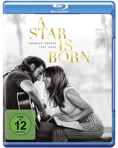 A Star is Born (BR) Min: /DD5.1/WS *BITTE VÖ 21.02. BEACHTEN