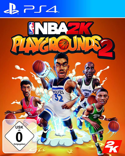 NBA  2k Playgrounds 2  PS-4