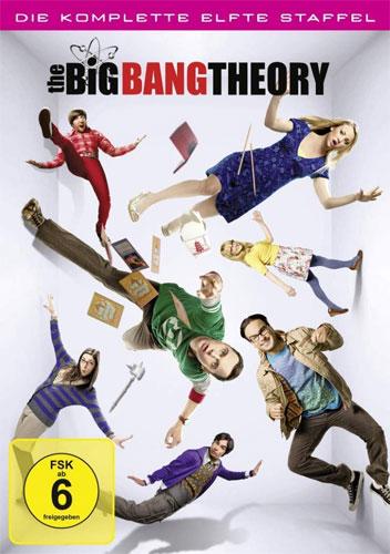 Big Bang Theory - Staffel 11 (DVD) 2Disc Min: /DD/WS