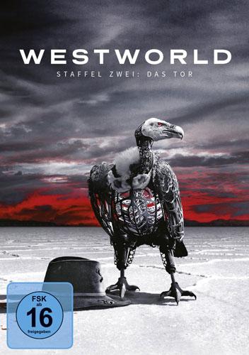 Westworld - Kompl. Staffel #2 (DVD) 3Disc