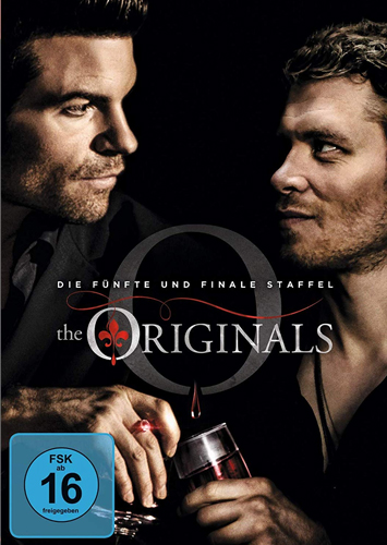 Originals, The - kompl. Staffel 5 (DVD) 3Disc, Die Finale Staffel