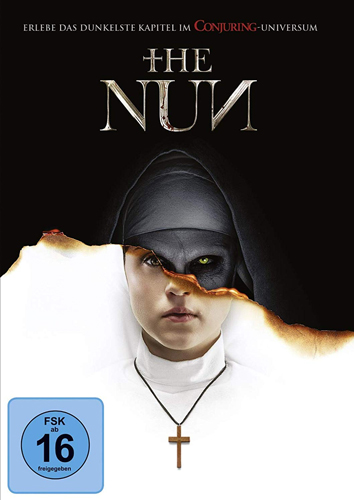 Nun, The (DVD) Min: /DD5.1/WS