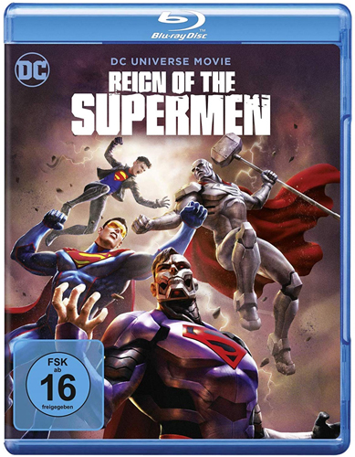 Reign of  the Superman (BR)  DC Min: / /