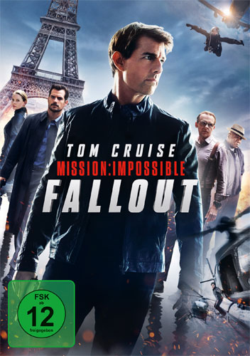 Mission: Impossible #6 - Fallout (DVD) Min: 147/DD5.1/WS