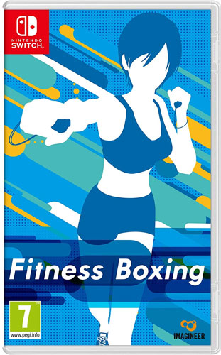 Fitness Boxing  Switch  UK