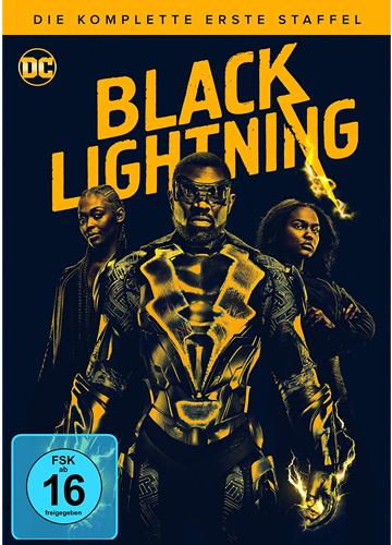 Black Lightning - Staffel #1 (DVD) Min: /DD/WS