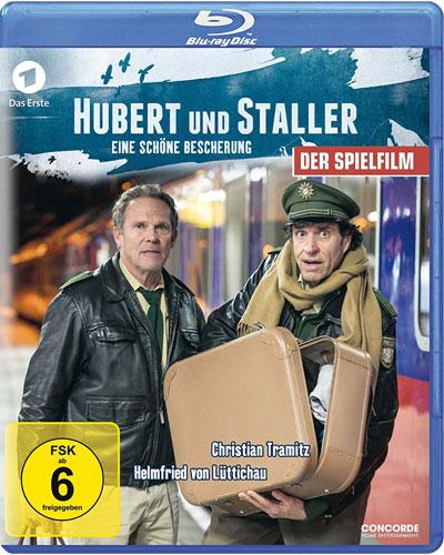 Hubert und  Staller - Spielfilm Eine Schöne Bescherung Heiter bis tödlich BR
