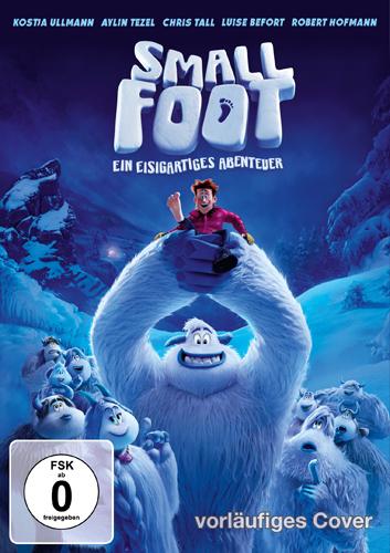 Smallfoot - Ein eisigart.Abenteuer(DVD) Min: 96/DD5.1/WS