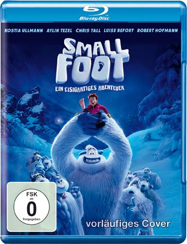 Smallfoot - Ein eisigart.Abenteuer(BR) Min: 100/DD5.1/WS