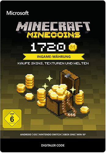 Minecraft   Pin  1720 MineCoins