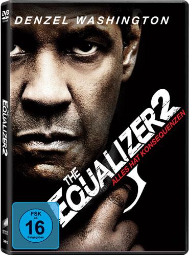 Equalizer #2, The (DVD) Min: 116/DD5.1/WS