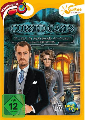 Cursed Case  PC  Mord im Maybard Anw. SUNRISE BIGFISH