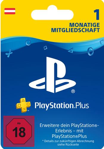 PSN Code   1 Monat NEU AT PlayStation+ Code wird als PDF Datei geliefert PlayStation Network