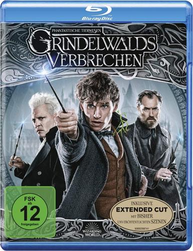 Phantastische Tierwesen #2 (BR) Grindelwalds Verbrechen