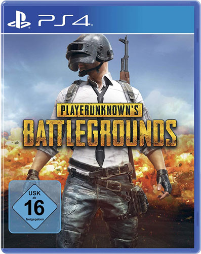 PUBG  PS-4 Players Unknown Battlegrounds