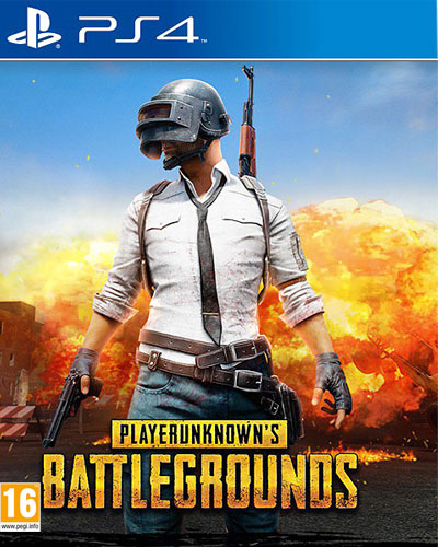 PUBG  PS-4  AT Players Unknown Battlegrounds