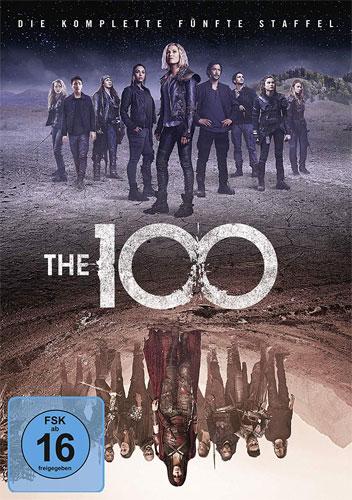 100, The - Komplette Staffel 5 (DVD) 3Disc