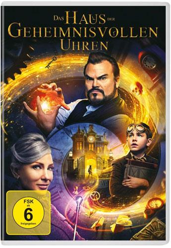 Haus der geheimnisvollen Uhren, Das(DVD) Min: 105/DD5.1/WS
