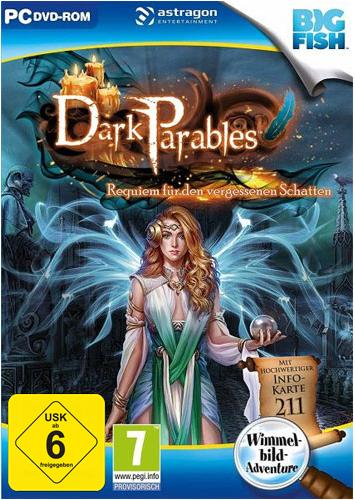 Dark Parables  PC Requiem für d.Schatten BIG FISH