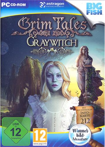Grim Tales: Graywitch  PC BIG FISH