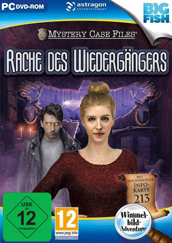 Mystery Case Files  PC Rache d.Wiedergä. BIG FISH