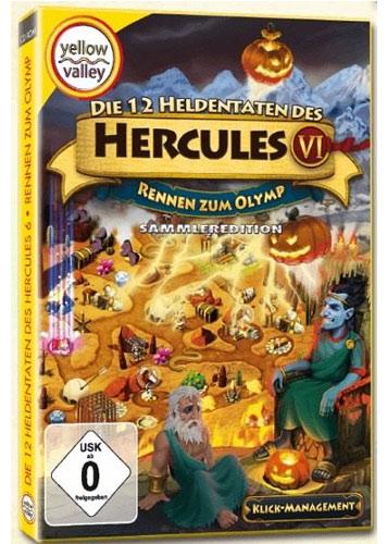 12 Heldentaten des Herkules 6  PC BUDGET YELLOW VALLEY