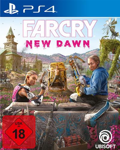 Far Cry New Dawn  PS-4