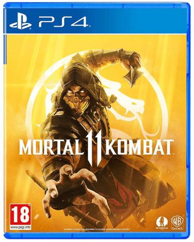 Mortal Kombat 11  PS-4  AT D1 inkl Shao Khan  VÖ 23.04. beachten