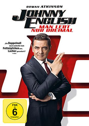 Johnny English-Man lebt nur dreimal(DVD) Min: