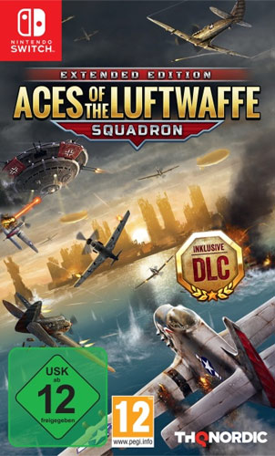 Aces of the Luftwaffe  SWITCH Squadron Edition