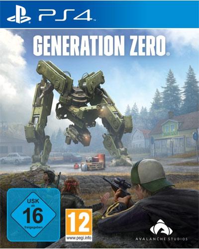 Generation Zero  PS-4