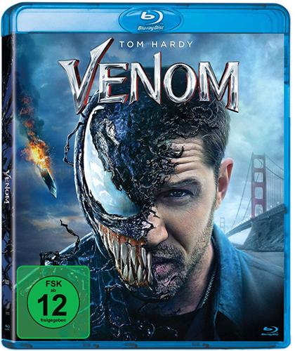Venom  (BR) Min: 112/DD5.1/WS