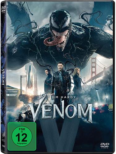 Venom  (DVD) Min: 108/DD5.1/WS