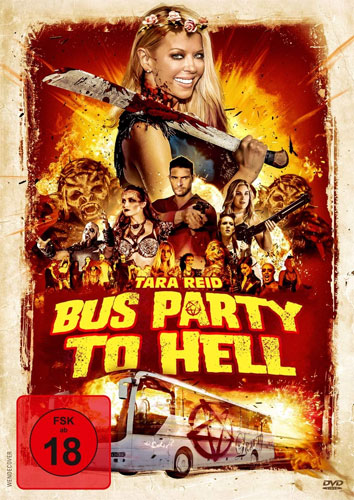 Bus Party to Hell (DVD) Min: /DD5.1/WS