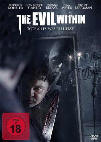 Evil Within, The (DVD) Töte alles was... Min: /DD5.1/WS