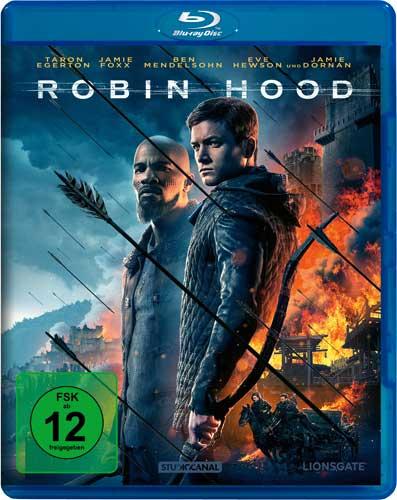 Robin Hood  (BR) 2018 Min: 116/DD5.1/WS